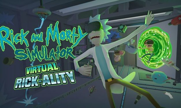 """Rick and Morty: Virtual Rick-ality"" z datą premiery na PlayStation VR"