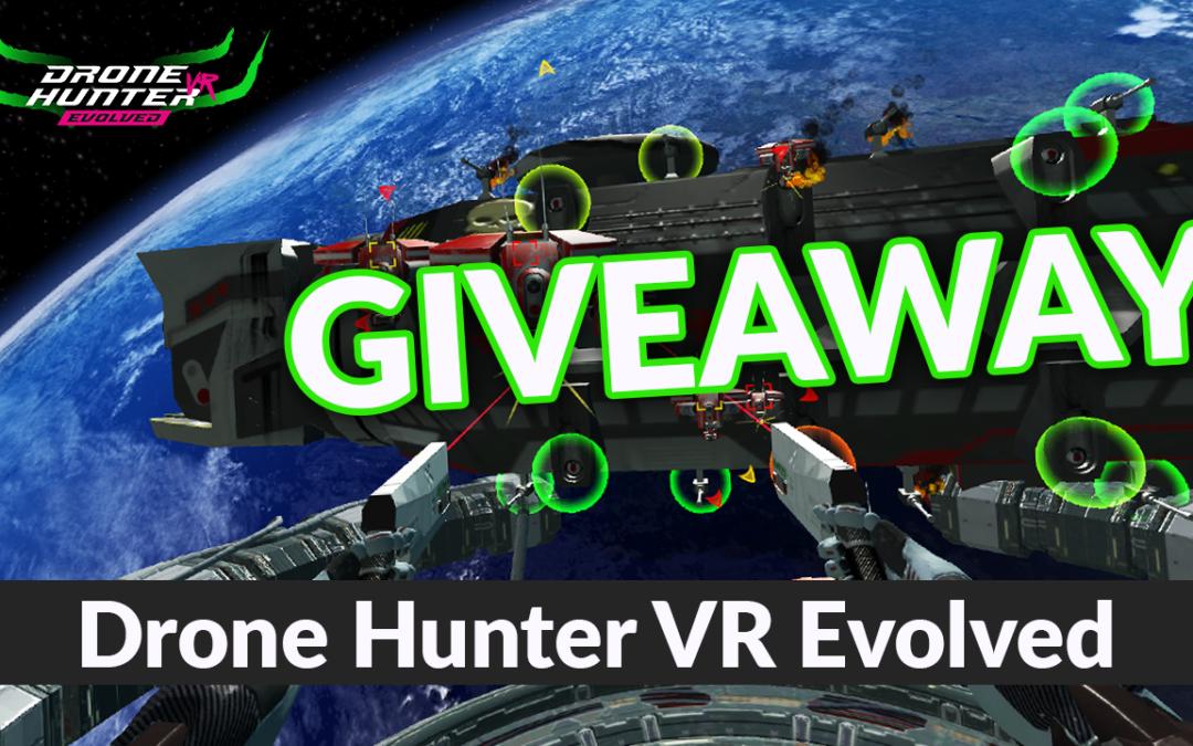 Drone Hunter VR Evolved – zostań łowcą dronów na Gear VR! +KONKURS