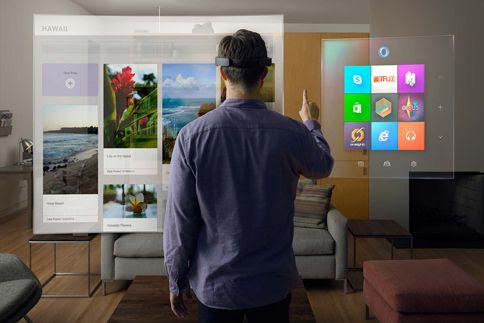 Microsoft potwierdza prace nad nową wersją HoloLens