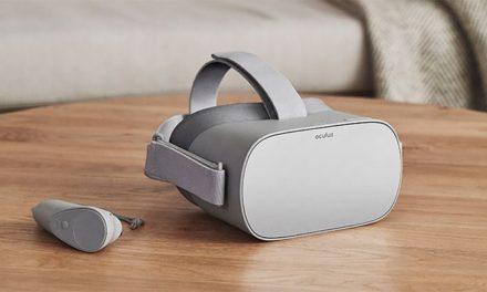 Wyświetlacz w Oculus Go będzie działać z częstotliwością 72 Hz