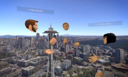 "Dzięki ""Pluto"" każda gra i aplikacja VR może być 'social VR'."