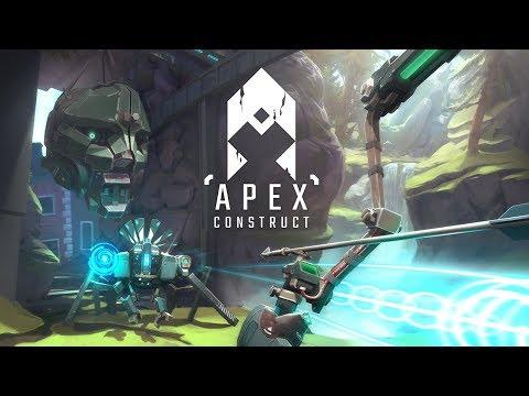 Apex Construct – zapolujmy na roboty