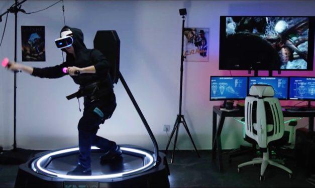 Bieżnia KAT Walk Mini VR dostępna w przedsprzedaży