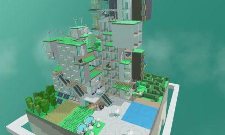 """Debiutuje """"Block'hood VR"""" – gra pozwalająca budować osiedla przyszłości"""