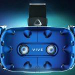 Gogle HTC Vive Pro z funkcją AR