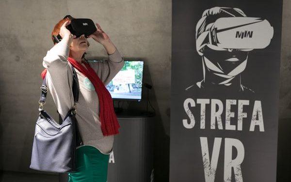 Muzeum II Wojny Światowej w Gdańsku otworzyło strefę VR