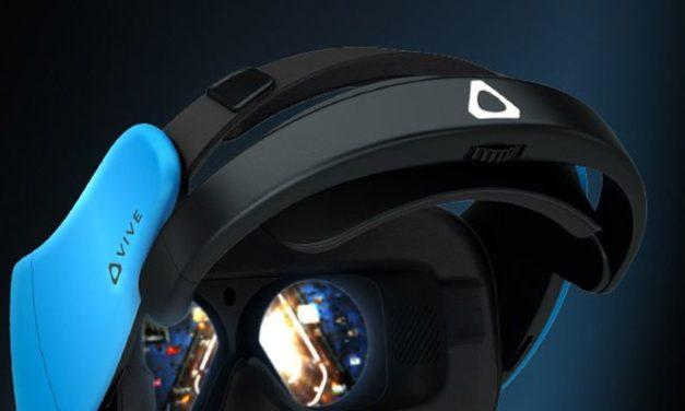 Vive Focus pozwala na streamowanie gier PC ze Steam. Kontrolery zyskają tryb 6DoF