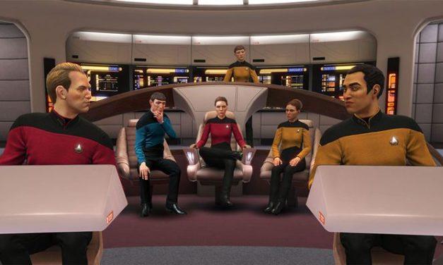"""Premierowy zwiastun dodatku """"The Next Generation"""" do """"Star Trek: Bridge Crew"""""""