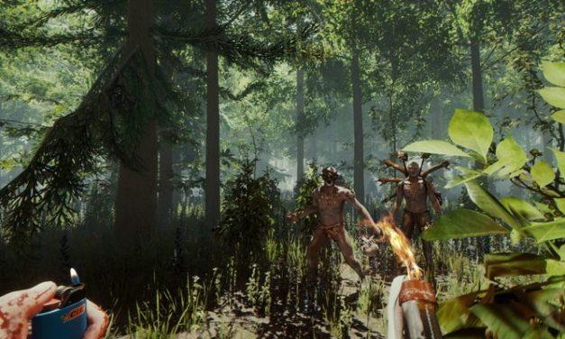 """Survivalowy horror """"The Forest"""" otrzymał wsparcie gogli VR"""