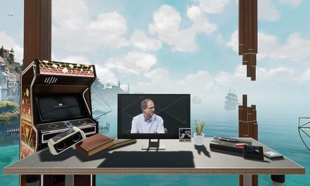 Oculus Home uzyskał możliwość wczytania niestandardowych obiektów 3D