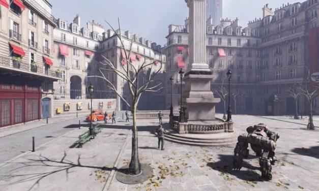 Wolfenstein: Cyberpilot VR na pierwszym zwiastunie