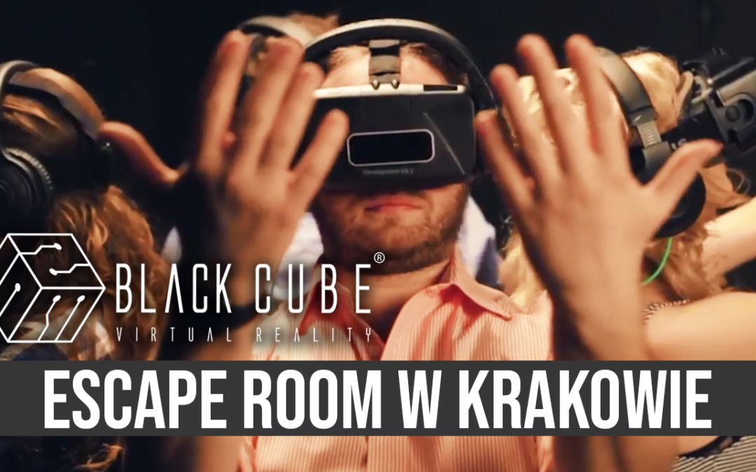 Black Cube VR – Escape Room VR w Krakowie