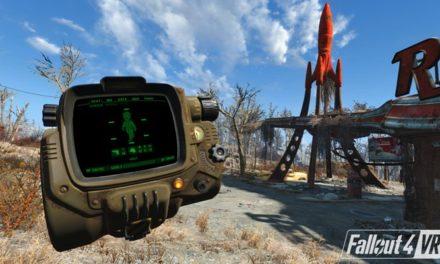 """Tak wygląda rozgrywka w """"Lone Echo"""" i """"Fallout 4 VR"""" przy użyciu kontrolerów Knuckles"""