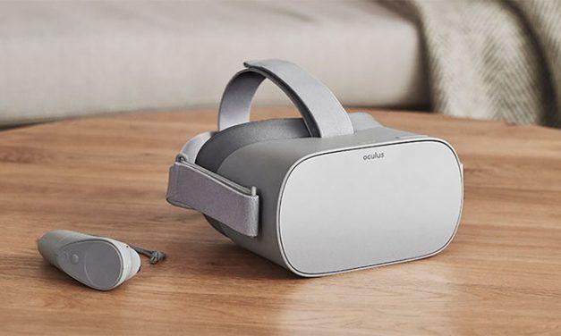 Zadebiutowała biznesowa wersja gogli Oculus Go