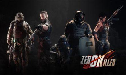 Zero Killed – taktyczny, multiplayerowy FPS w VR zadebiutuje na HTC Vive i Oculus Rift we wrześniu