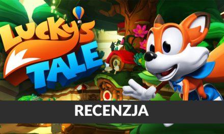 Lucky's Tale – Recenzja Startowej Platformówki Oculusa