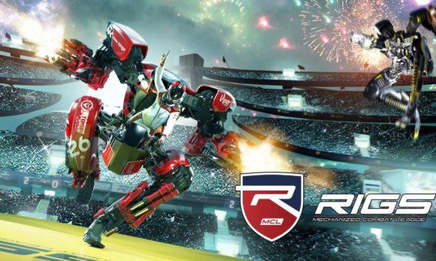 RIGS – liga mechanicznych mistrzów