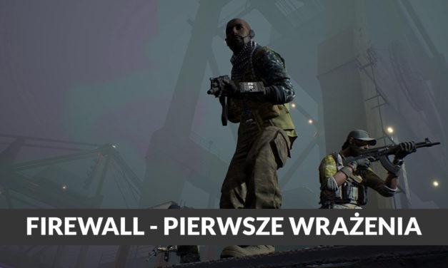 Firewall Zero Hour – pierwsze wrażenia