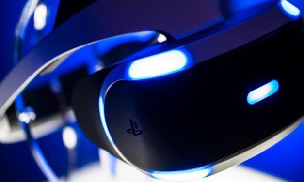 Sony sprzedało 3 miliony egzemplarzy gogli PlayStation VR