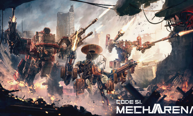 Code 51: Mecha Arena – Recenzja