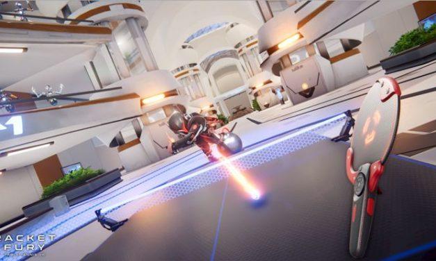 "Polski ""Racket Fury: Table Tennis"" ze wsparciem PlayStation VR"