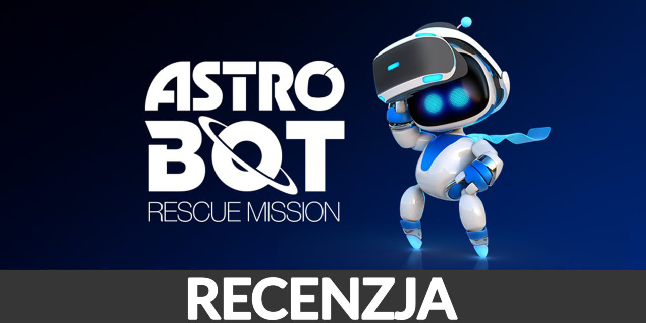 Astro Bot Rescue Mission – Recenzja