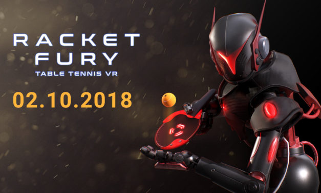 Racket Fury: Table Tennis VR [PSVR] – recenzja