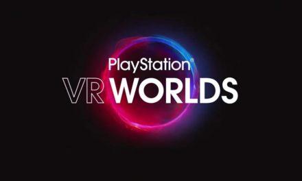 PlayStation VR Worlds [PSVR] recenzja