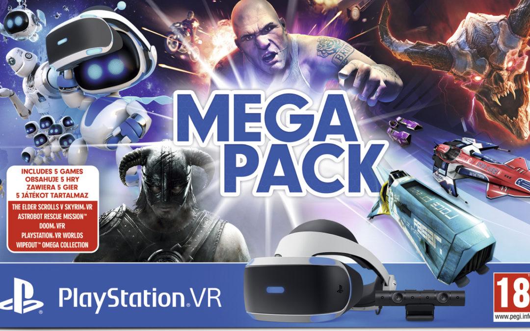 PlayStation VR Mega Pack już dostępny