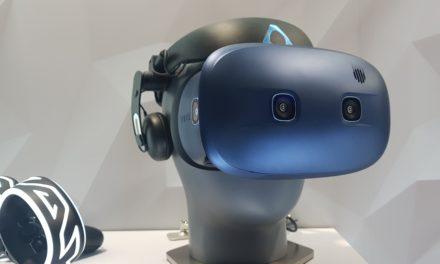 Vive Cosmos na zdjęciach – stoisko HTC Vive na CES 2019