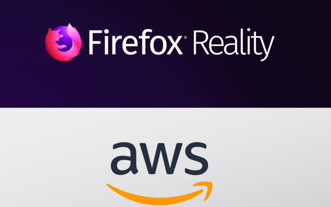 HTC Vive, Mozilla i AWS łączą siły, by stworzyć wyjątkową przeglądarkę internetową w VR