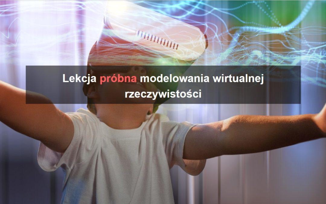 Zaproszenie na zajęcia próbne z Wirtualnej Rzeczywistości od Instytutu Wyobraźni
