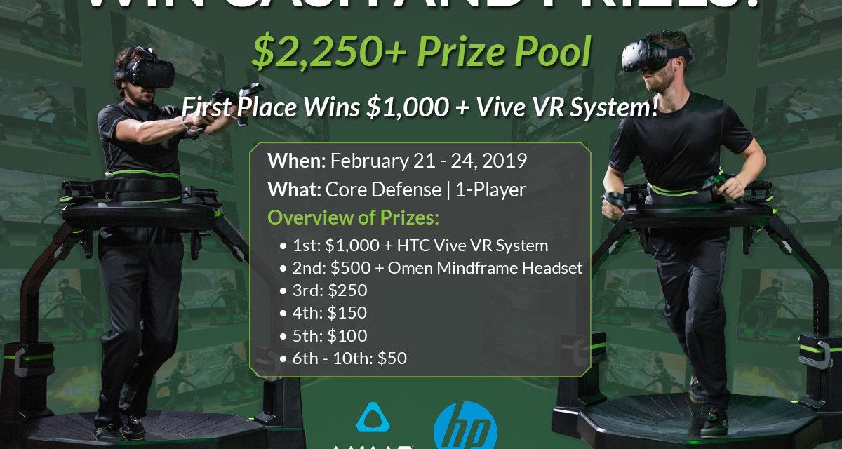 Turniej Omniverse ESPORTS – do wygrania HTC Vive i $1000 – 3 lokalizacje w Polsce