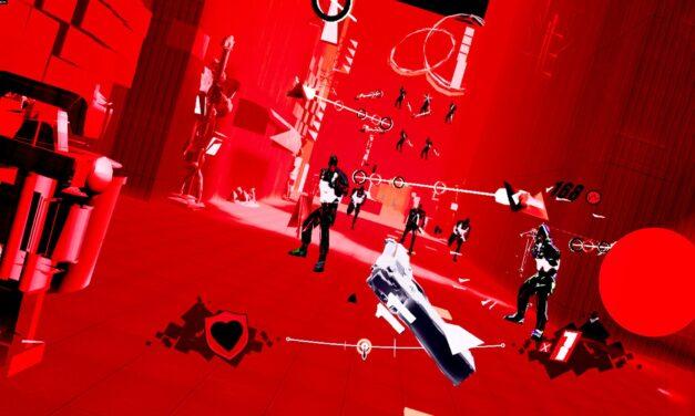 Pistol Whip na PSVR! Playstation 4 dostaje godny tytuł.