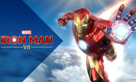 Marvel's Iron Man VR – recenzja PSVR