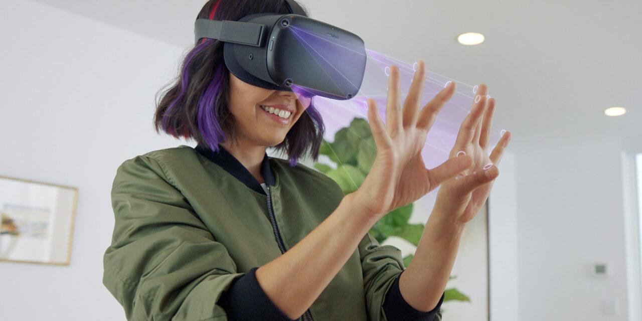 Hand tracking w Oculus Quest – Co i jak