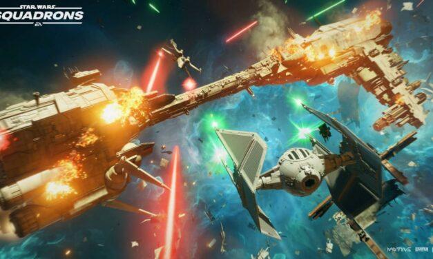 Star Wars Squadrons recenzja PSVR