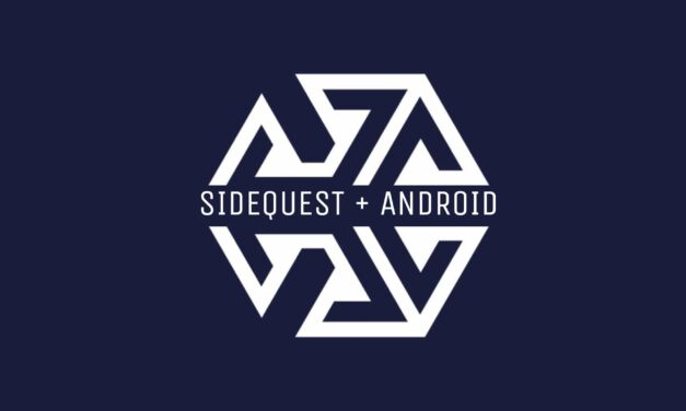 SIDEQUEST+ANDROID jako alternatywa dla Oculus Store