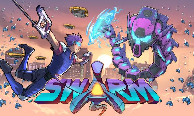 SWARM – Pierwsze wrażenia + Gameplay (feat. MKwadrat Podcast)