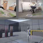 MOCAP FOR ALL – smartfon, jako część systemu śledzenia ciała w VR