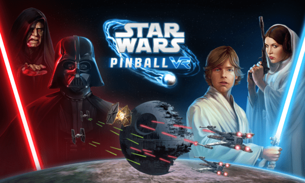STAR WARS PINBALL VR – RECENZJA QUEST