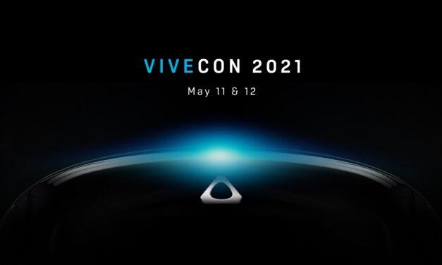 VIVECON 2021- HTC ZAPREZENTUJE NOWE HEADSETY