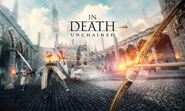 IN DEATH: UNCHAINED – recenzja Quest + Gameplay