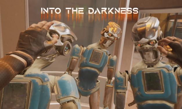 INTO THE DARKNESS – zapowiedź gry PC VR