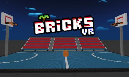 BRICKS VR – wczesny dostęp na platformach Oculus