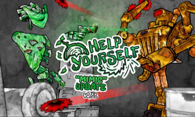 HELP YOURSELF – pierwsze wrażenia z pre-alfa gry w App Lab