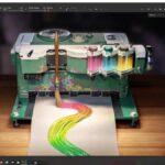 ADOBE MEDIUM ZMIENIA SIĘ W SUBSTANCE 3D MODELER