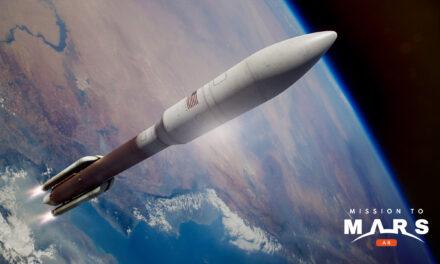 Aplikacja Mission To Mars AR ponownie wyróżniona!
