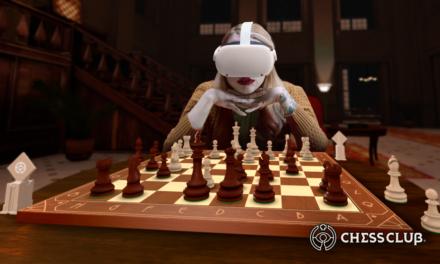 CHESS CLUB – legendarna gra w VR