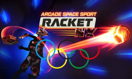 Racket: NX aspiruje do zostania sportem olimpijskim